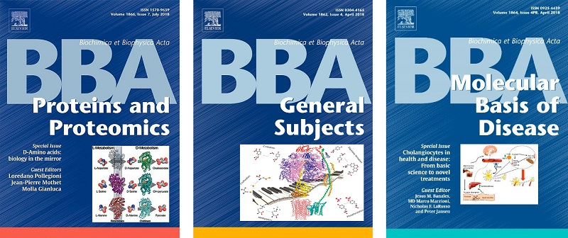 Biochimica et Biophysica Acta