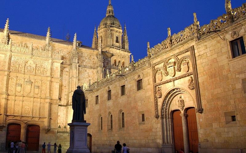 قدیمی ترین دانشگاه های زنده دنیا - دانشگاه سالامانکا
