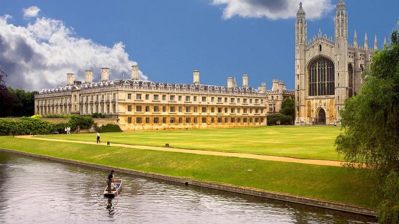 قدیمی ترین دانشگاه های زنده دنیا - دانشگاه کمبریج