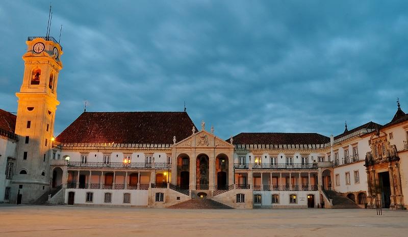 قدیمی ترین دانشگاه های زنده دنیا - دانشگاه کویمبرا