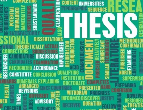 هشت نکتهی برتر برای تبدیل تز دکتری به مقالهی پژوهشی