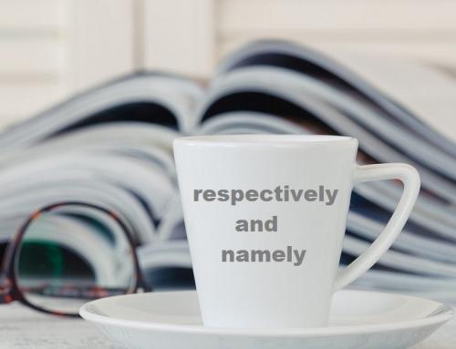 آشنایی با دو قید کاربردی در مقالات آکادمیک: respectively و namely